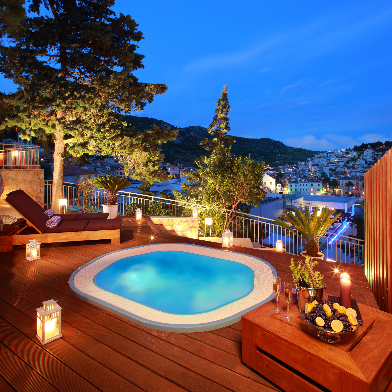 Hotel Jacuzzi Spa