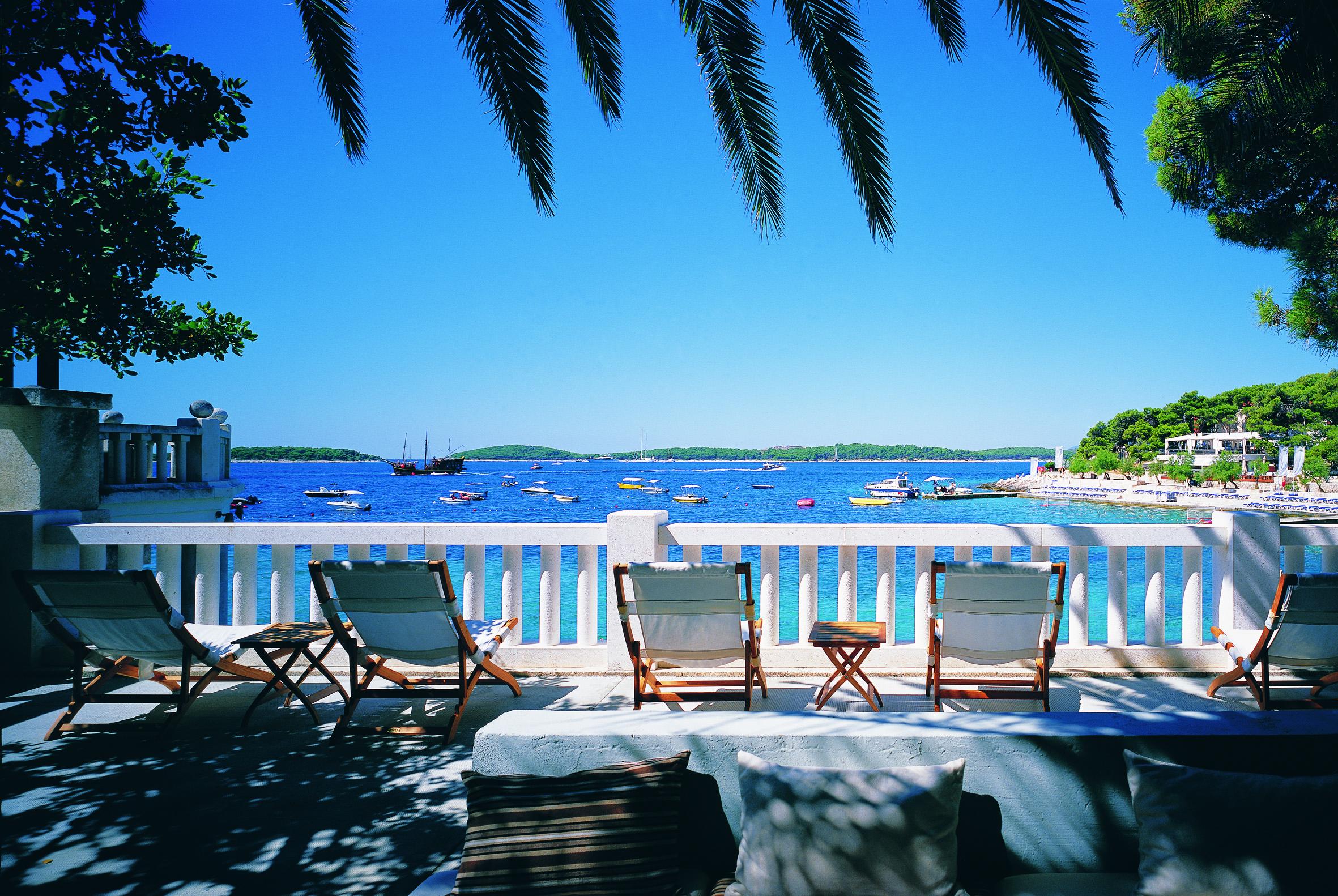 Amfora, Hvar Grand Beach Resort Picture Gallery