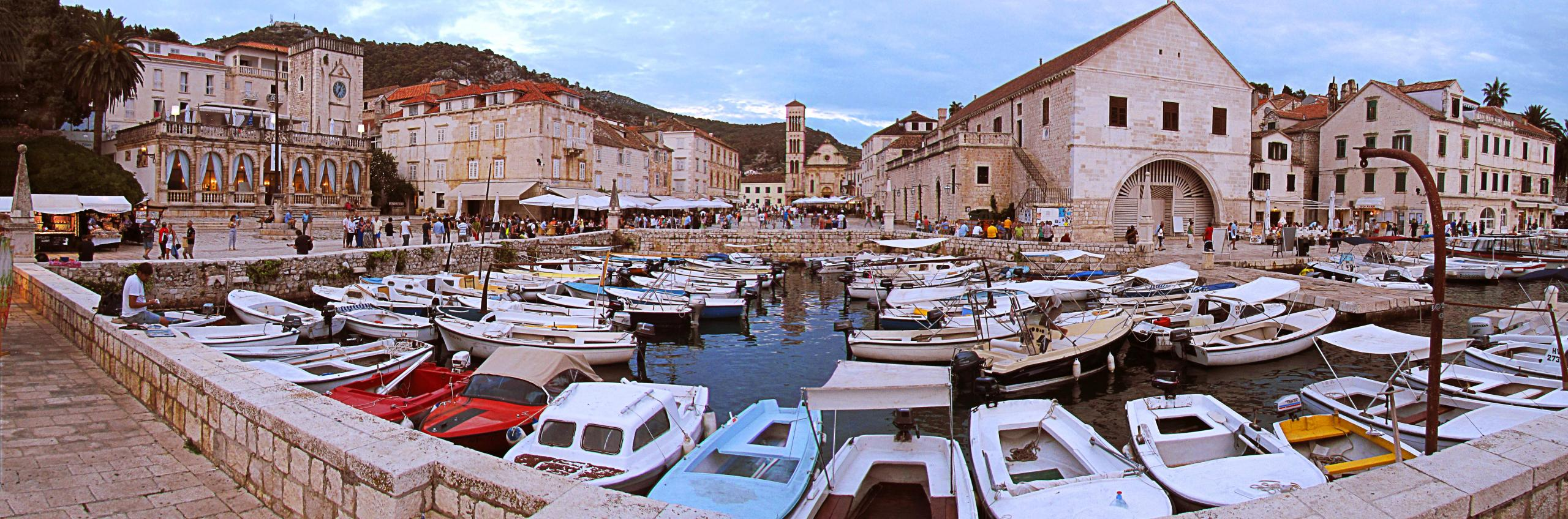 Hvar city center