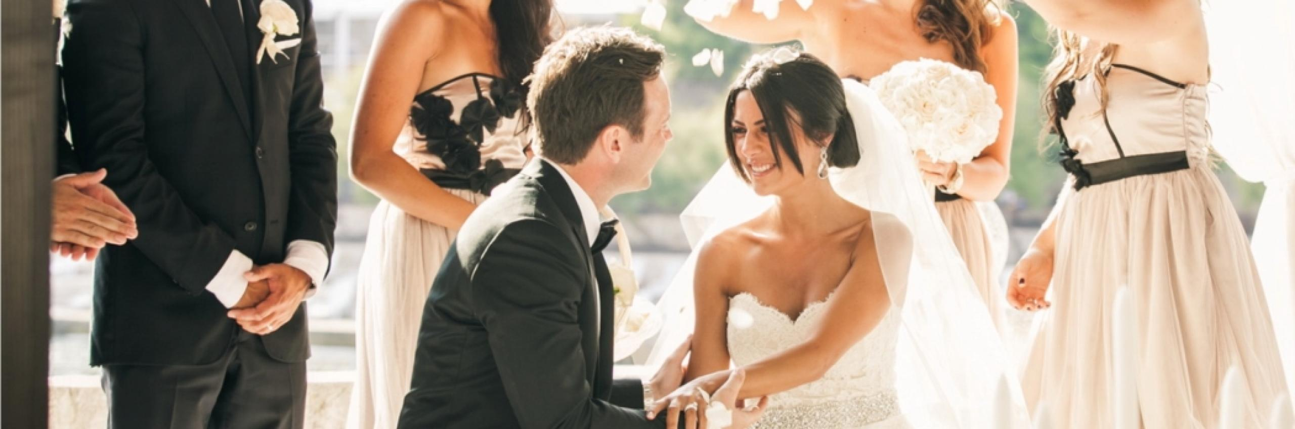 Perfect wedding abroad
