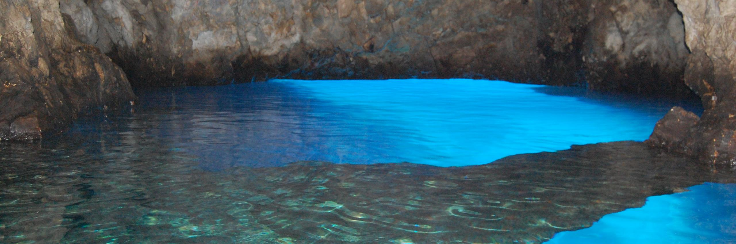 Blue Cave, Vis Island