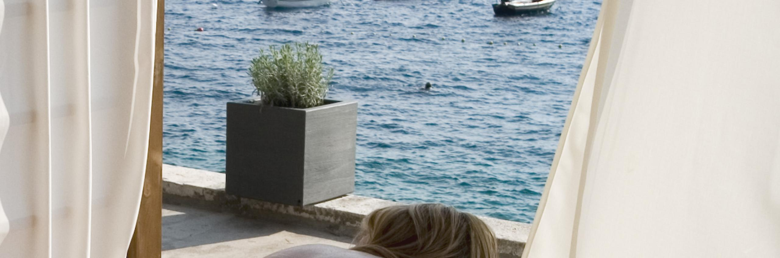 Relax and Unwind with Hvar scent massage