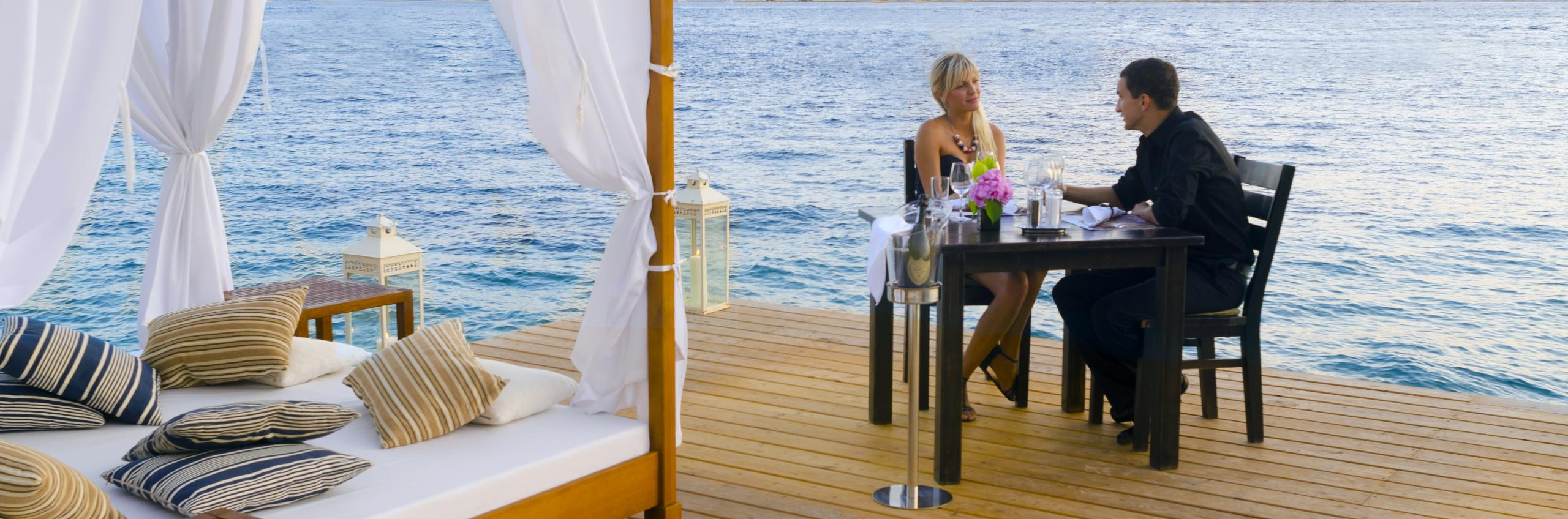 Bonj 'les bains' Luxury beach club