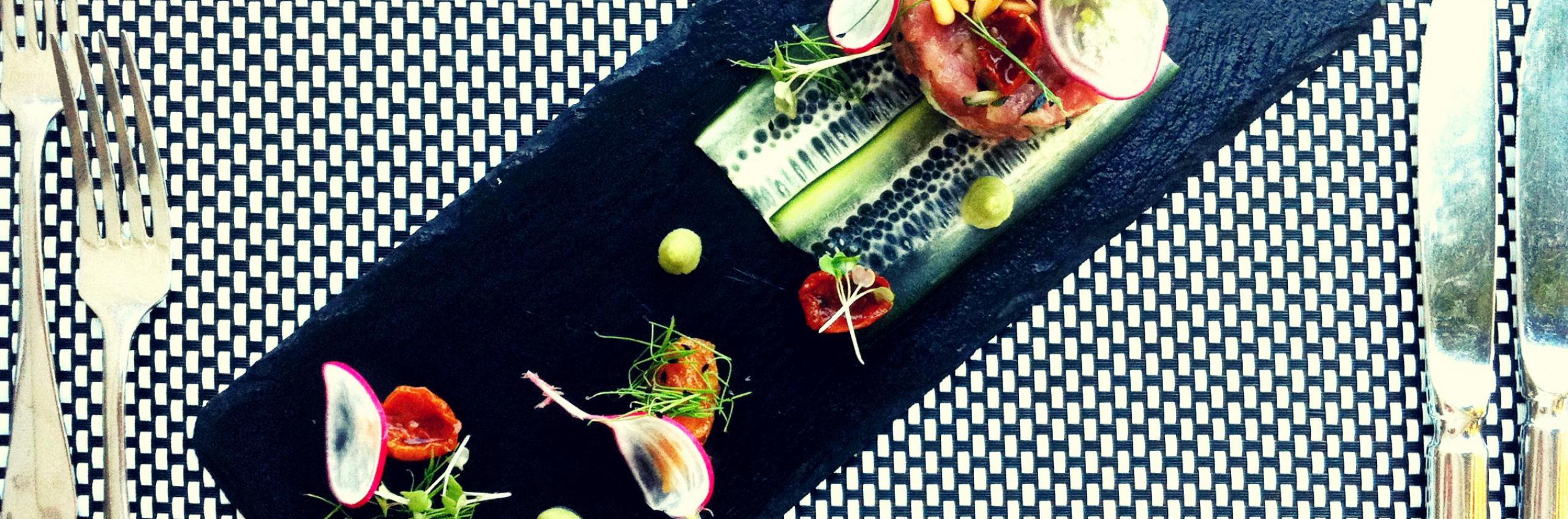 Creative dining at the best waterfront restaurant Butchery & Wine Hvar