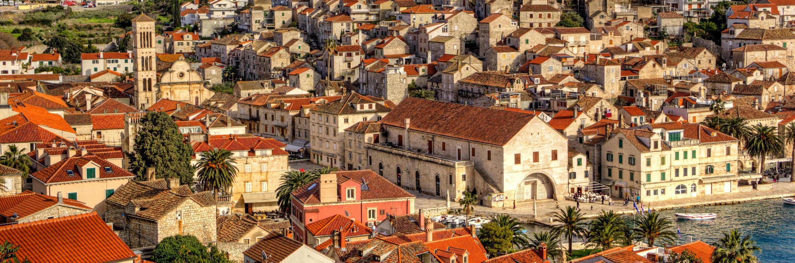 Beautiful surroundings and rich history