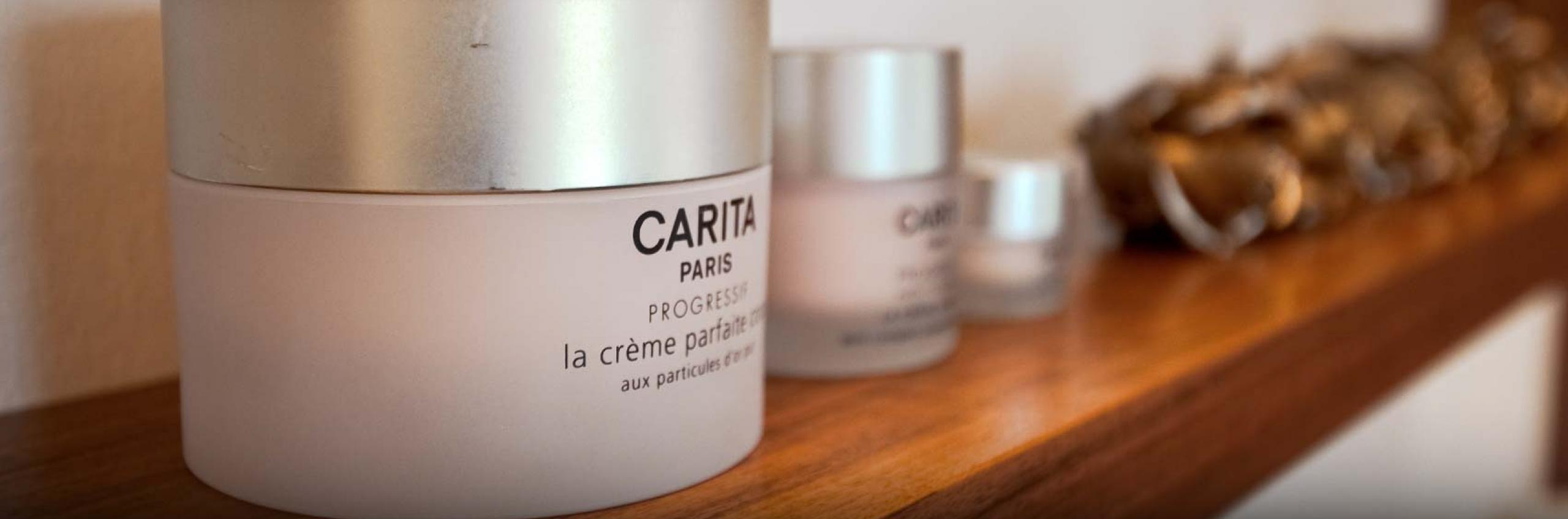 Carita Paris Maison de Beaute professional face care