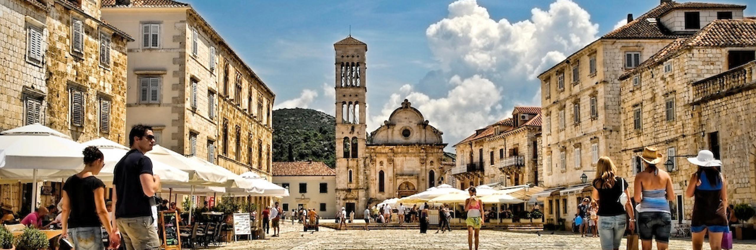 Croatia: Rich history