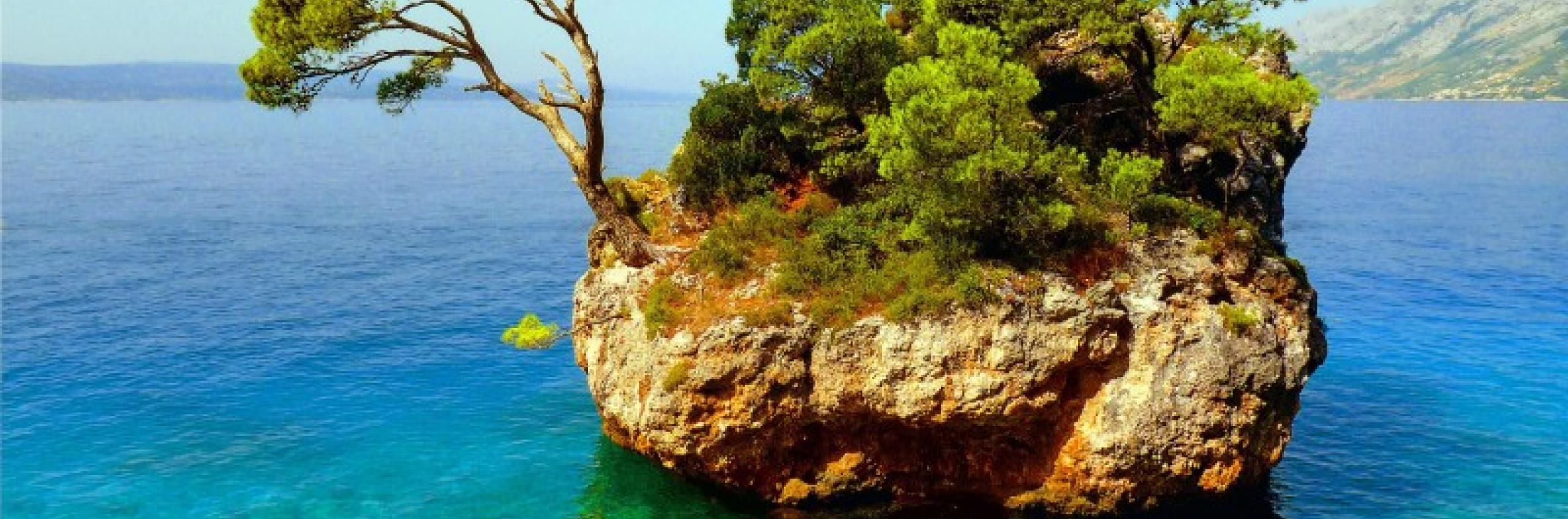 Croatia: Crystal clear waters