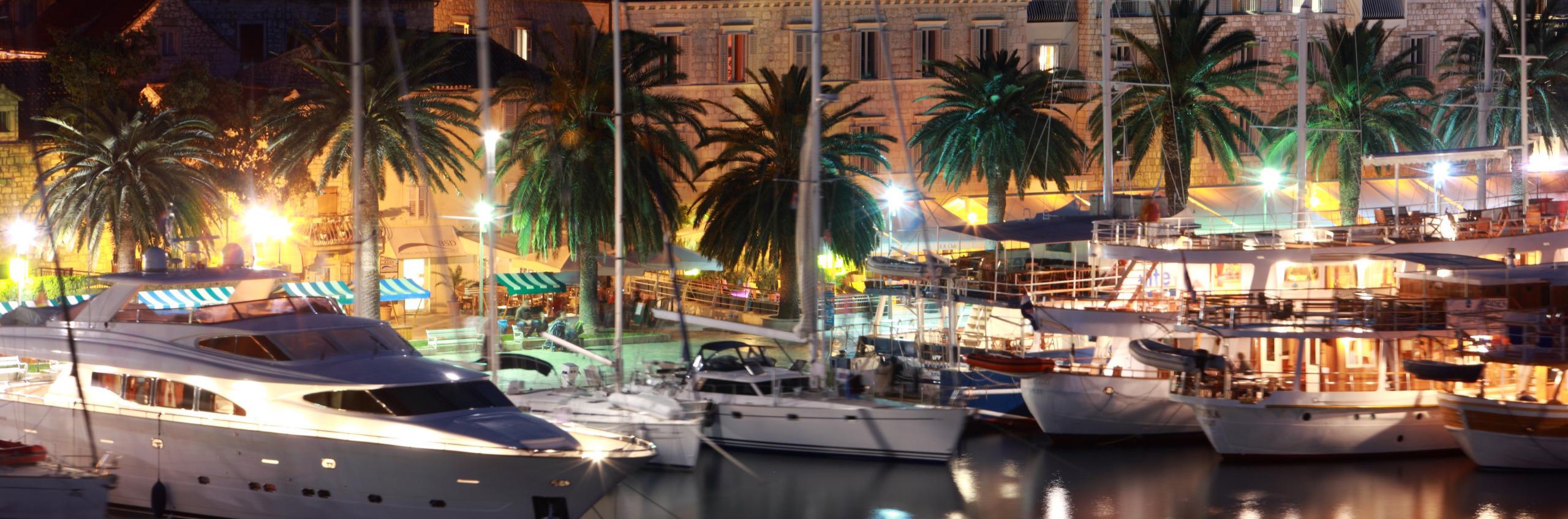 Riva, hvar yacht harbour hotel