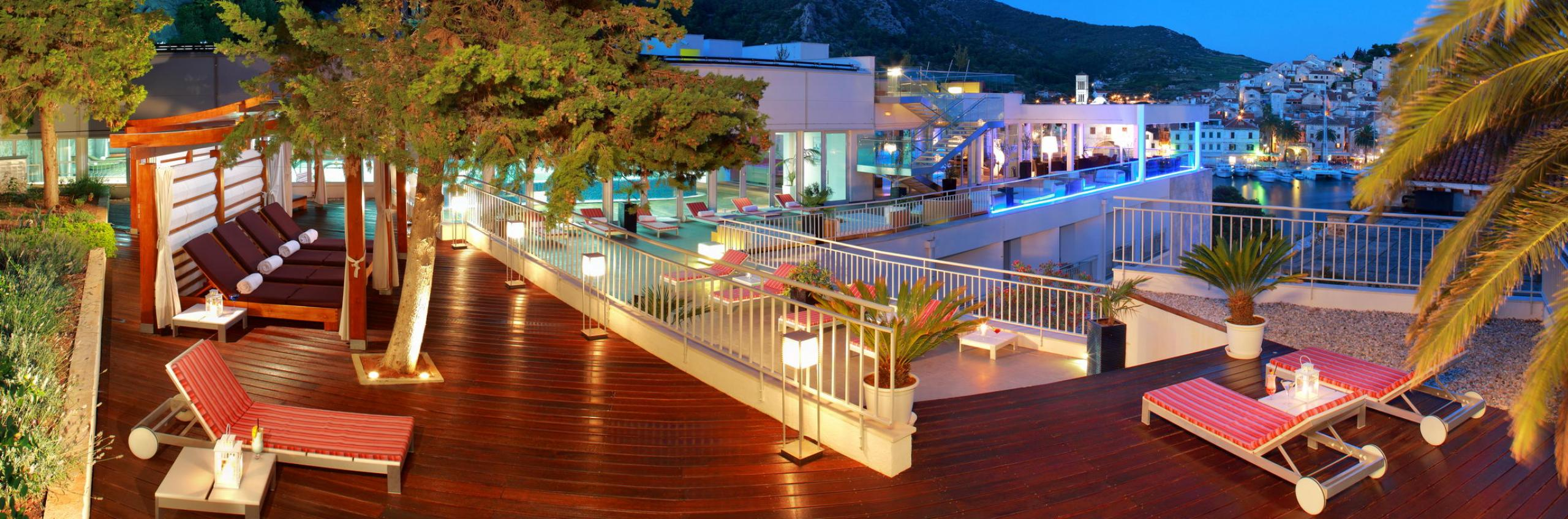 Hvar S Award Winning Boutique Hotel And Spa