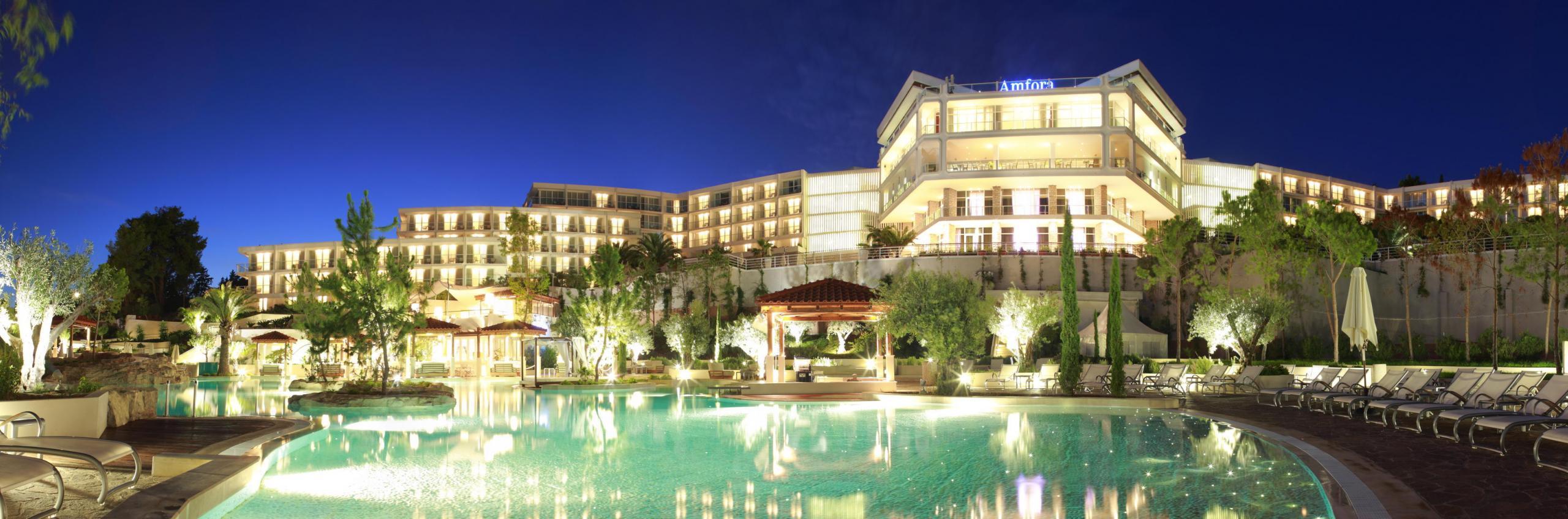 Amfora, hvar grand beach resort
