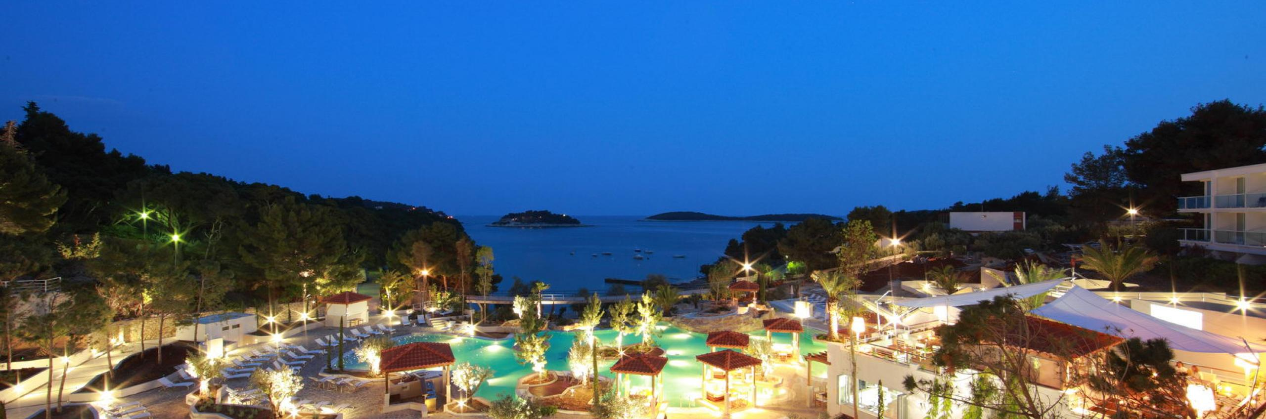 Amfora Hvar Grand Beach Resort Picture Gallery Suncani Hvar Hotels Croatia