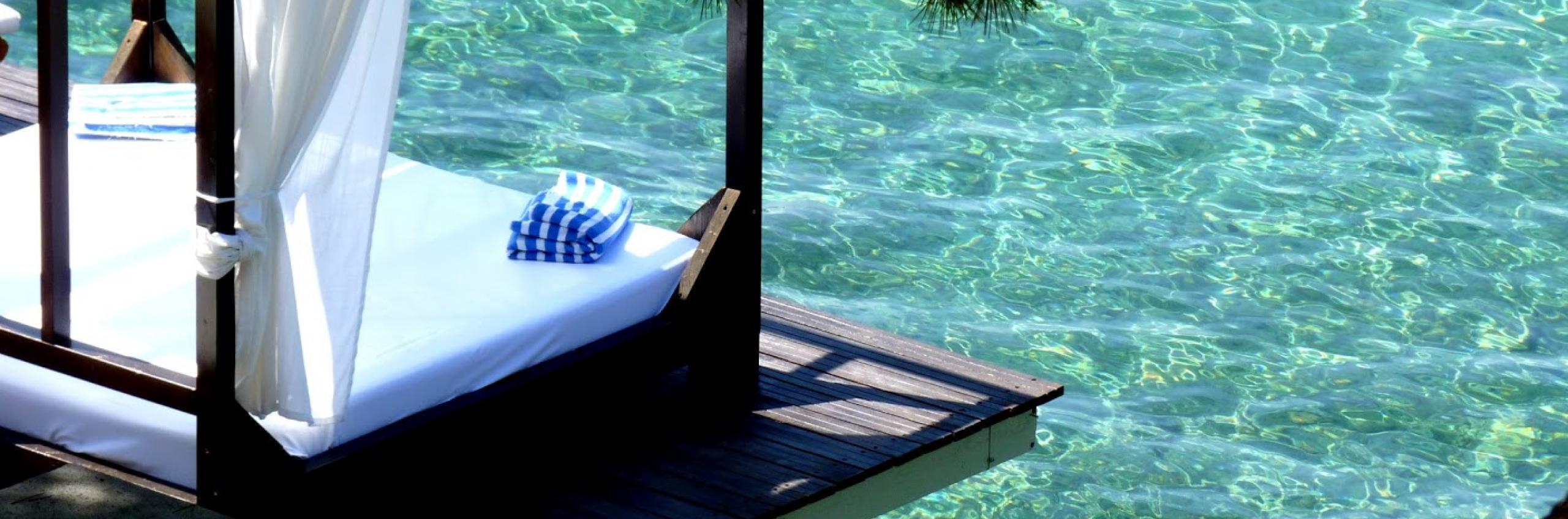 Bonj 'les bains' Beach rentals
