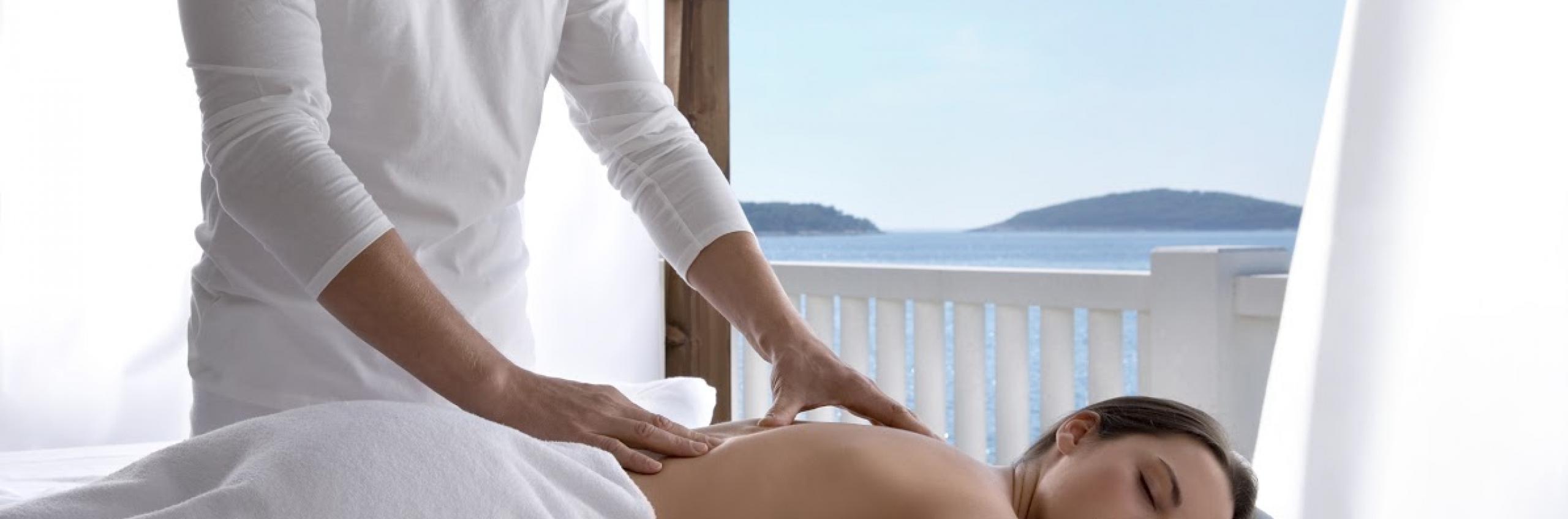 Massagem com Assinatura Sensori