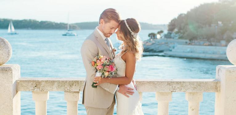 Kokosnuss Hochzeit Am Strand Weddings In Seychelles By Marco Pross